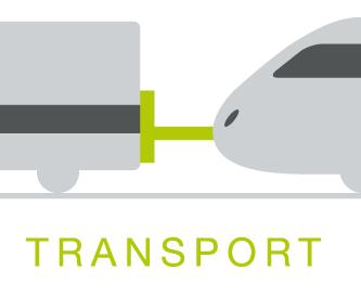 Transport Schienenfahrzeuge