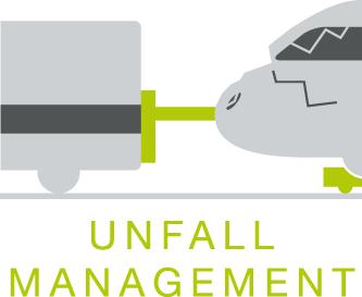 Unfallmanagement Schienenfahrzeuge
