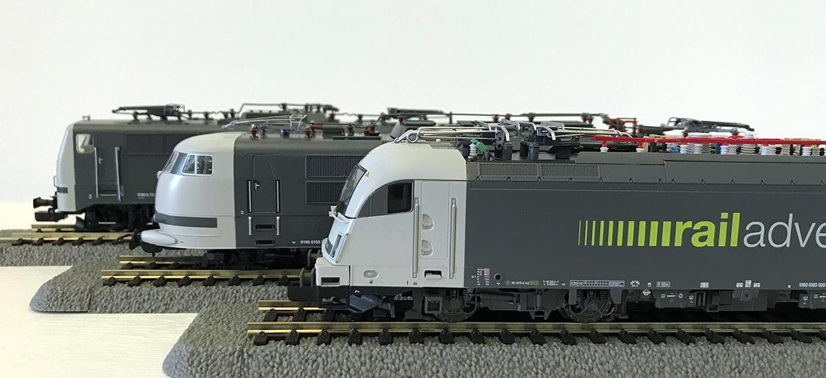 RailAdventure-Modell-Loks
