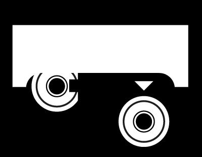 Zughotel-Radsatzsenke