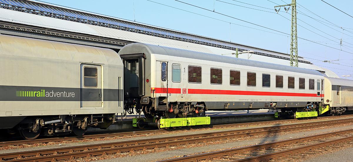 RailAdventure Loco Buggy IC-Mittelwagen