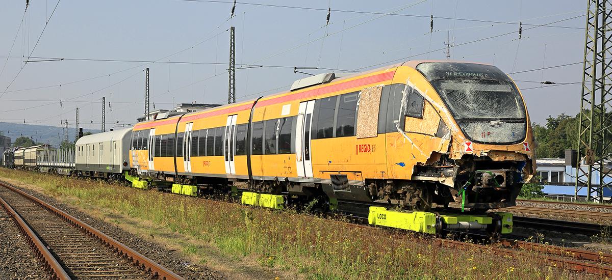 RailAdventure LocoBuggy RegioJet