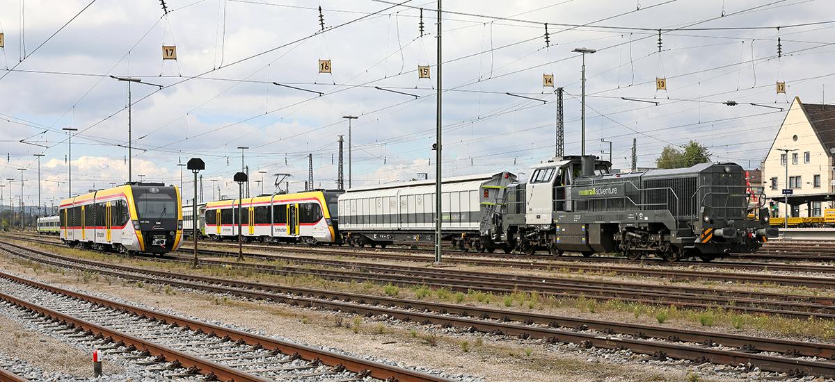 RailAdventure Probefahrt Testfahrt DE18