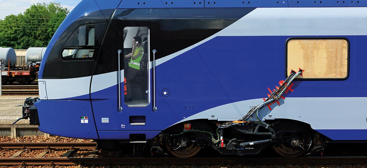 RailAdventure Probefahrt Testfahrt Meridian