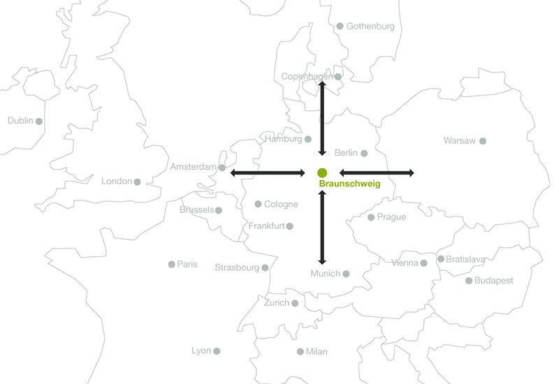 RailAdventure Zughotel Braunschweig