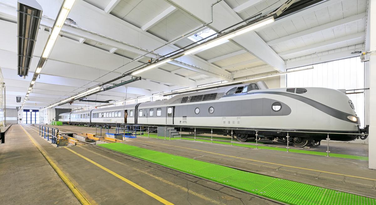 RailAdventure Zughotel VT 601