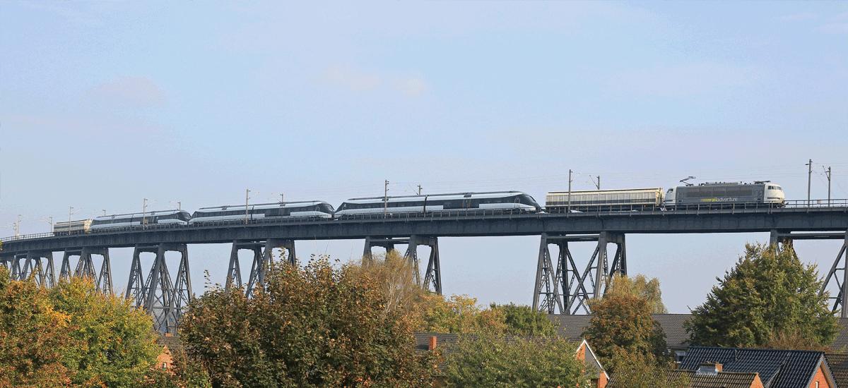 RailAdventure Transport 103222