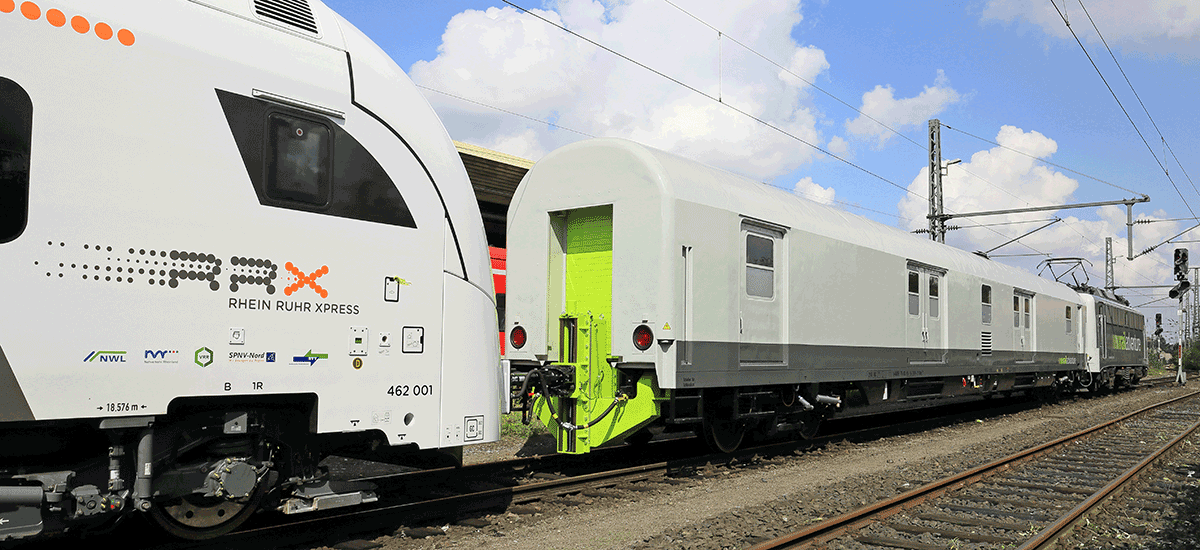 RailAdventure Transport RRX