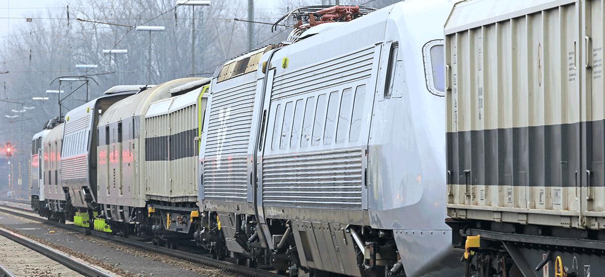 RailAdventure Transport X2000