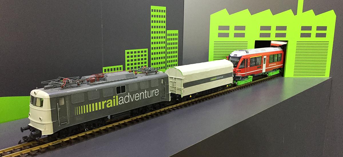 RailAdventure Modellbahn EurasiaRail