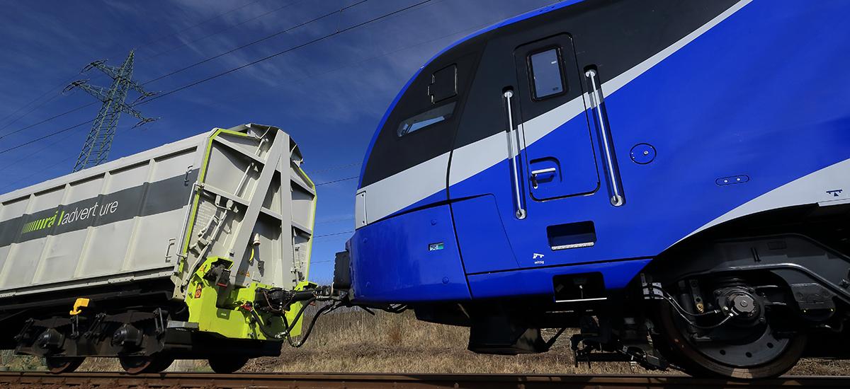 RailAdventure Kuppelwagen Habfis Kupplung