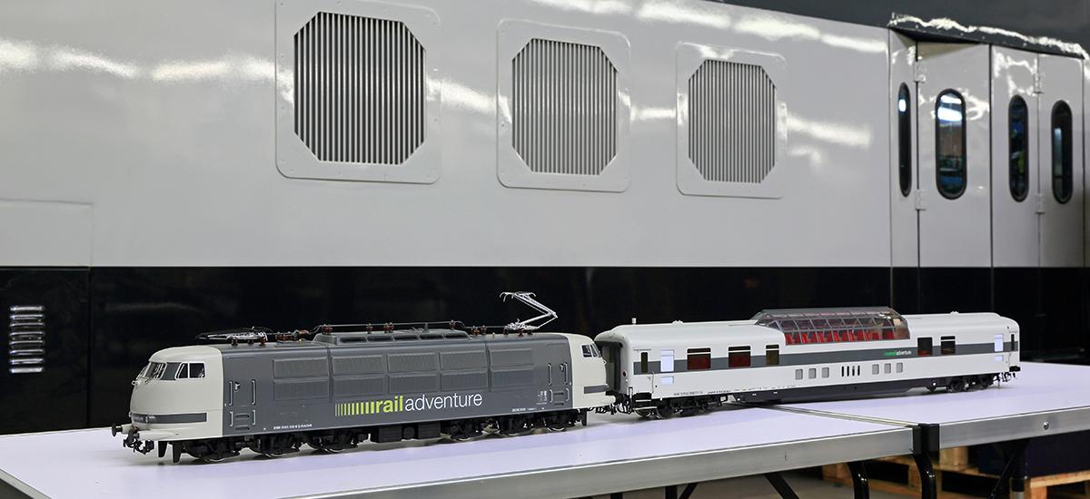 RailAdventure Modell 103 222 Luxon