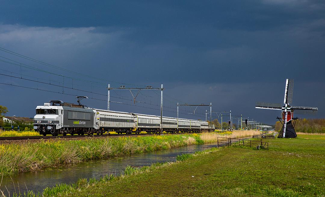 RailAdventure NL1600 Habfis Kuppelwagen