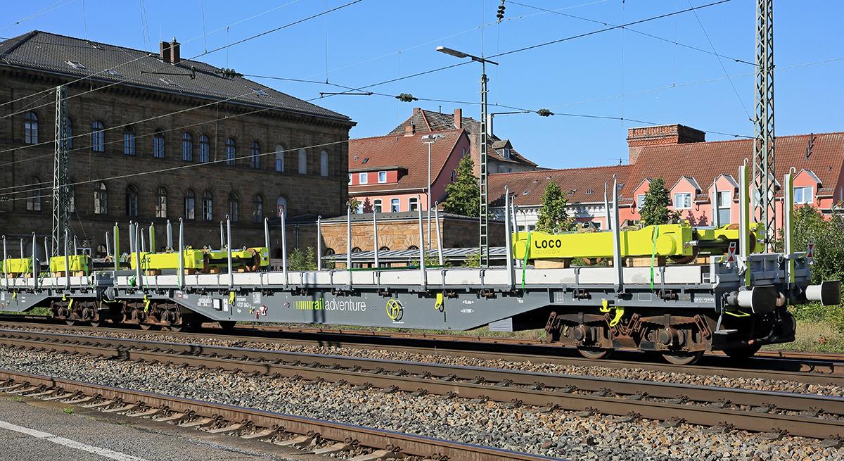 RailAdventure Sfps Loco Buggy Flachwagen Bremswagen