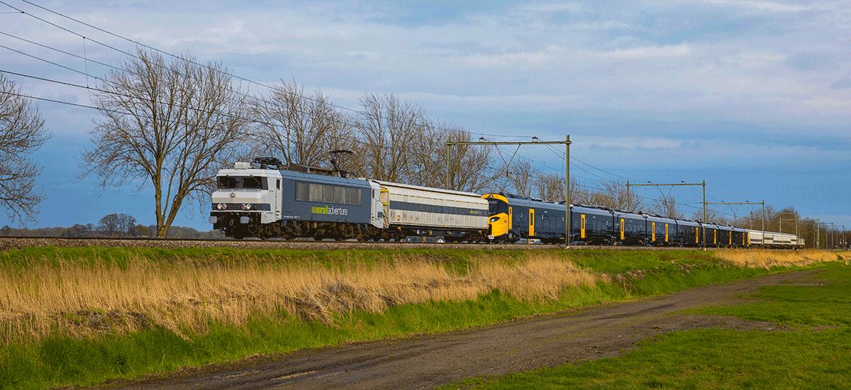 RailAdventure Transport NL1600 ICNG