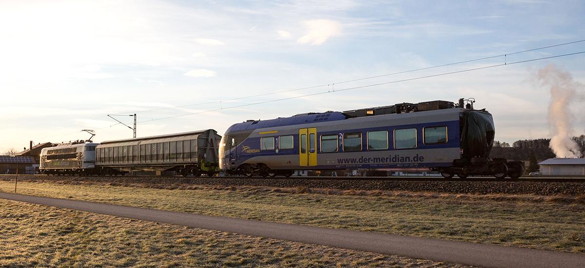 RailAdventure Unfallmanagement Bad Aibling Meridian
