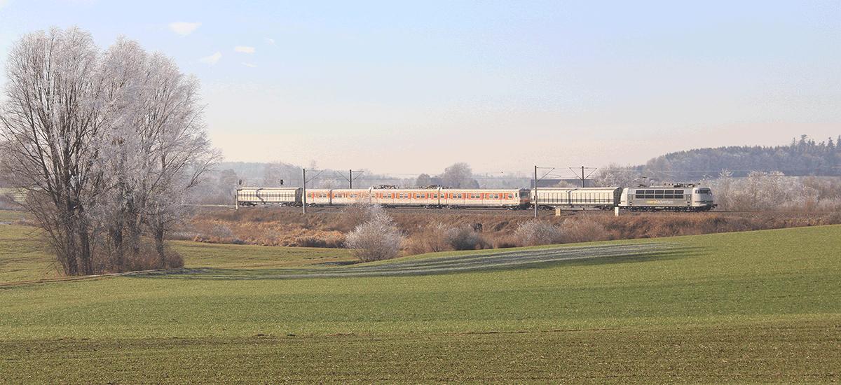 RailAdventure Verwertung S-Bahn 103222