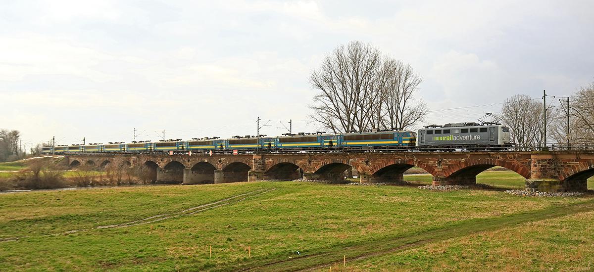 RailAdventure Verwertung SNCB-Class