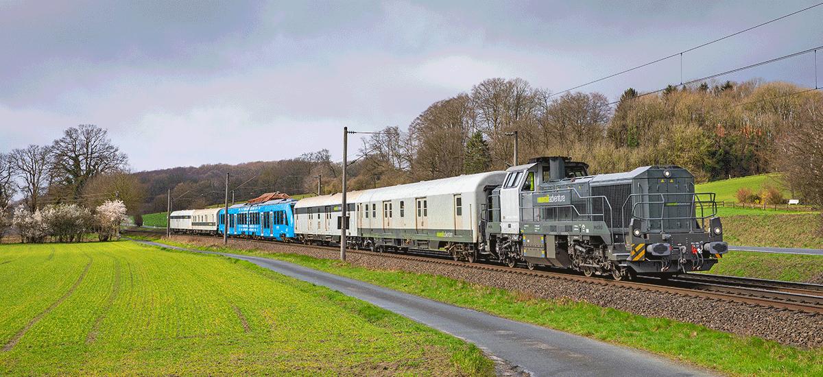 RailAdventure Transport i-Lint