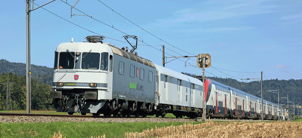 RailAdventure Transport RE6-6